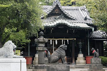 130420東京都 三囲神社③