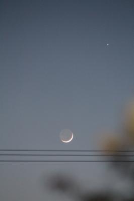 2013/05/12 月と木星