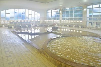 谷地頭温泉