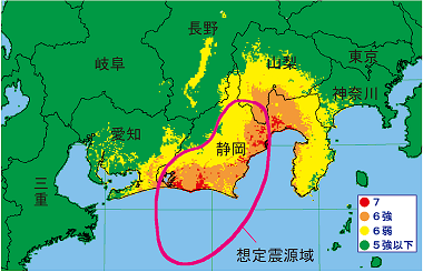 Tokai yosoku