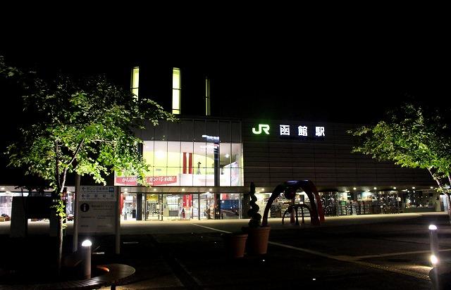 9函館駅舎