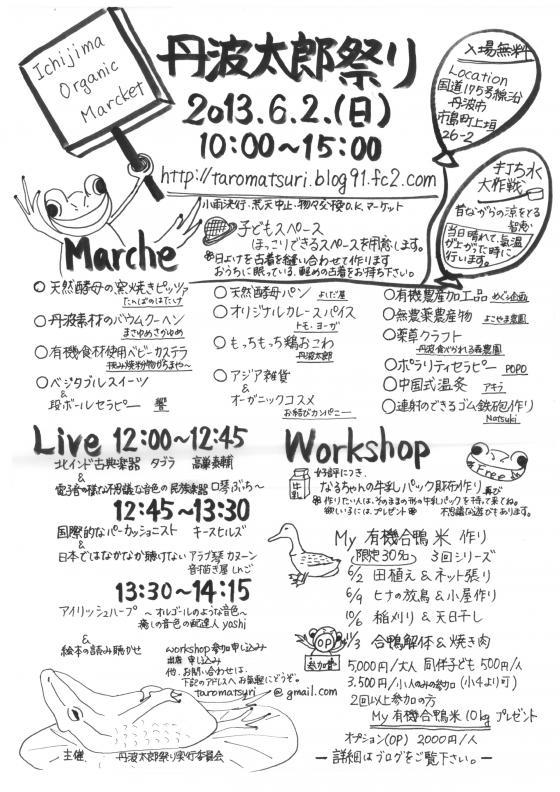 丹波太郎祭り20130602