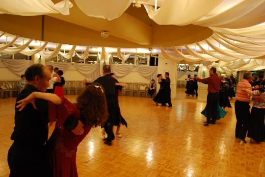 社交ダンスパーティー白馬201306