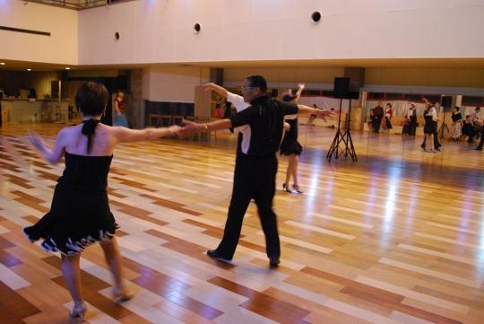 社交ダンス 写真