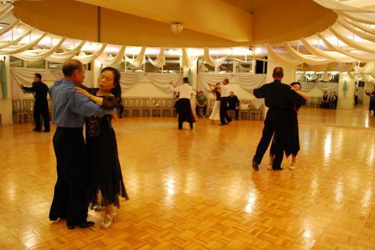 社交ダンス・パーティー2013