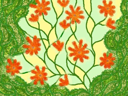*夏の花12