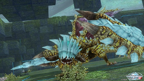 ドラゴン・エクス戦