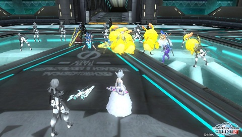 抗議のダンス!w