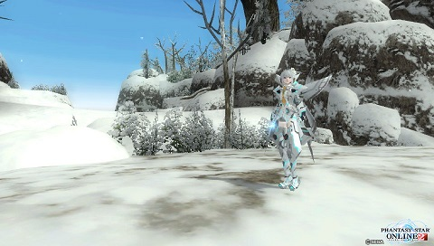 やはり凍土が似合うアイリスさんb