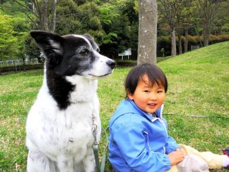 2009.04.24 得意のダム公園-7