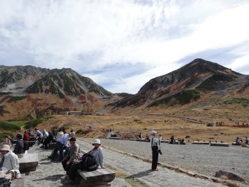 立山黒部アルペンルートの旅へ