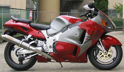 gsx1300r zeex st red