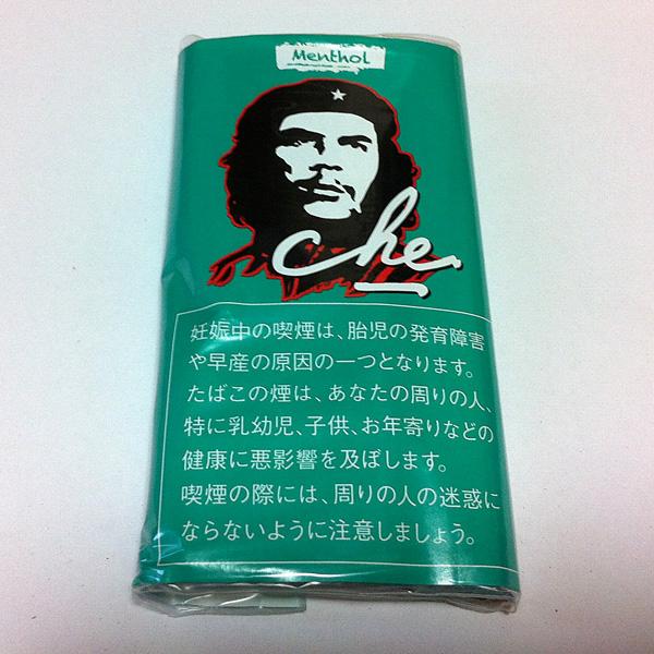 che_menthol che チェ・メンソール チェ シャグ 手巻きタバコ ゲバラ guevara