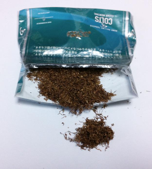 コルツ・メンソール colts_menthol コルツ シャグ 手巻きタバコ 手巻き煙草