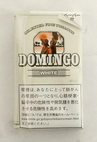 domingo, domingo_white, ドミンゴ, ドミンゴ・ホワイト シャグ 手巻きタバコ shag ryo