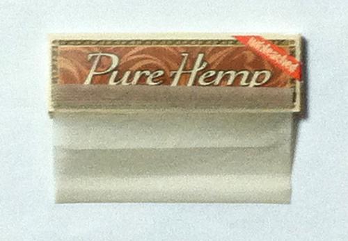 ーチ ピュアヘンプ・アンブリーチ PureHemp Smoking_PureHemp_Unbrech 70mm  無漂白 手巻きタバコ 巻紙 ペーパー