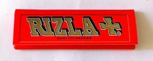 シャグ 手巻きタバコ 巻紙 ペーパー RIZLA リズラ