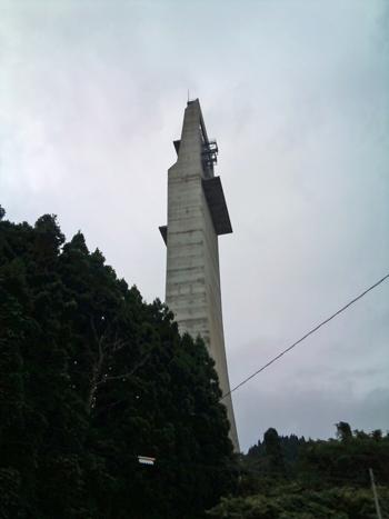 平舘電波塔-1