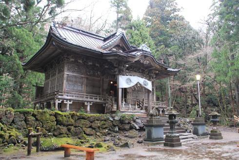 十和田湖と乙女の像-7