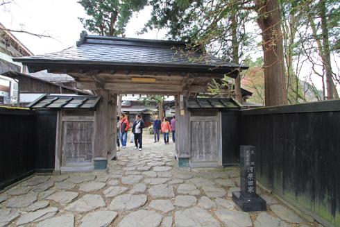 角館桜2013-4