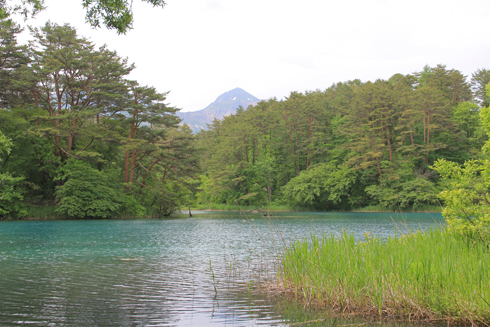 五色沼と磐梯山-11