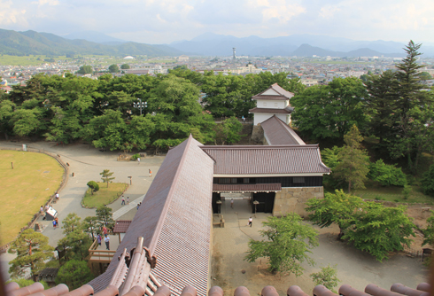 鶴ヶ城2013-9