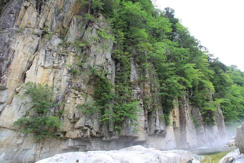 奥会津屏風岩-8