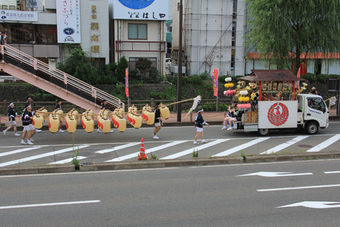 秋田竿灯祭り2013-2