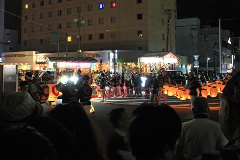 秋田竿灯祭り2013-4