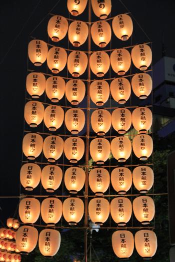 秋田竿灯祭り2013-6