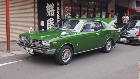 こみせ通りクラッシックカー2013-5