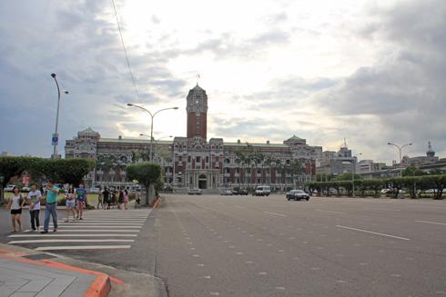 台湾総統府-2