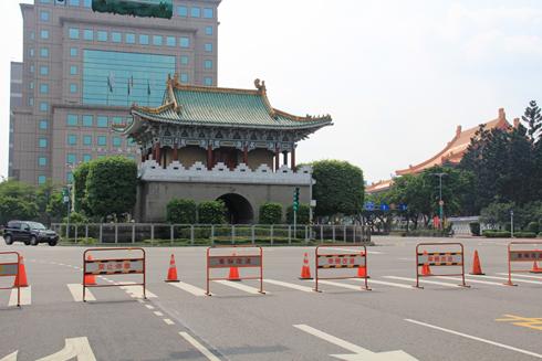 台湾総統府-6