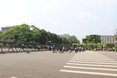 台湾総統府-7