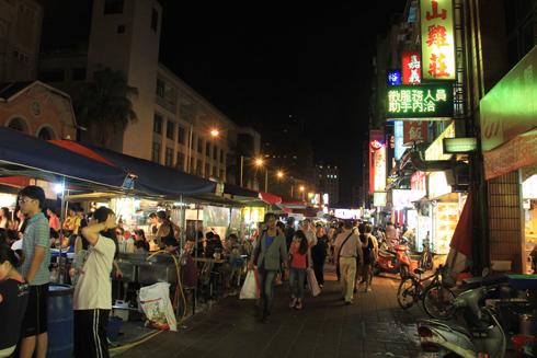 台湾の夜市-3