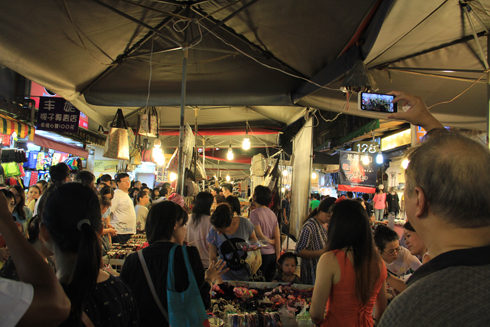 台湾の夜市-7