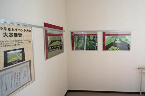 田んぼアート2013(1)-2