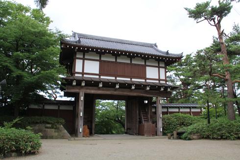 千秋公園と久保田城-8