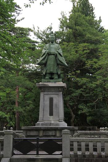 千秋公園と久保田城-9