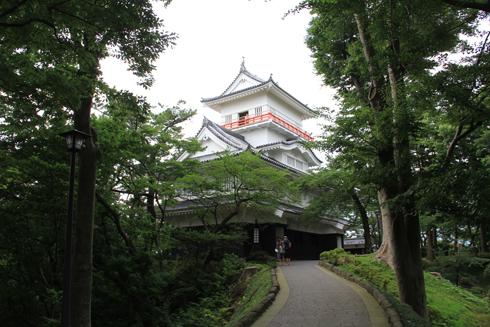 千秋公園と久保田城-10