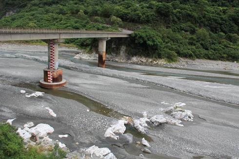 太魯閣渓谷(1)-2
