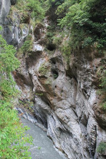 太魯閣峡谷と燕子口-4