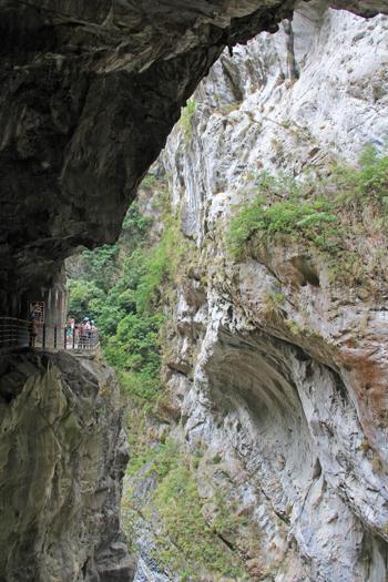太魯閣峡谷と燕子口-10