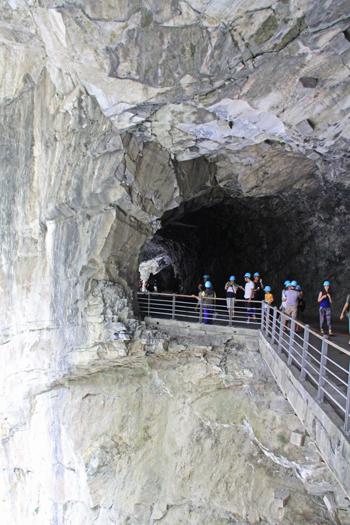 太魯閣峡谷と燕子口-11