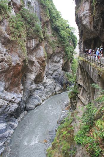 太魯閣峡谷と燕子口-13