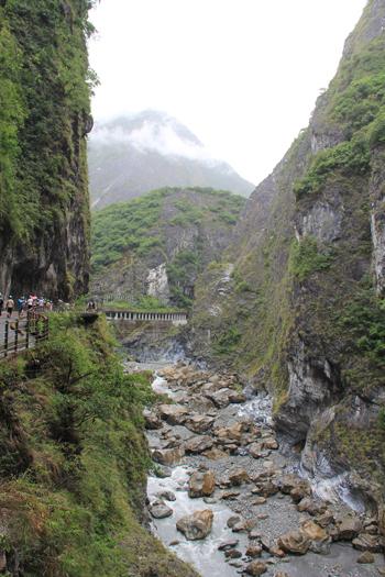 太魯閣峡谷と燕子口-14