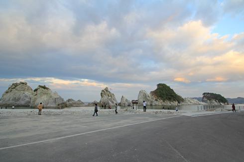 浄土ヶ浜2013-6