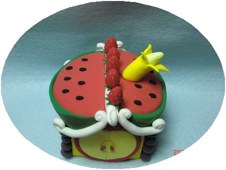 果物の家3