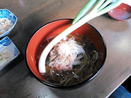大内宿『三澤屋 高遠そば』