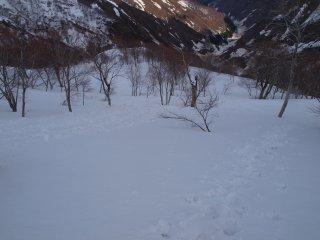 s10プチ雪崩